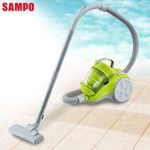 SAMPO聲寶免紙袋吸力不減吸塵器 EC-PB35CY