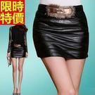 黑皮裙包臀奢華大方-春款高腰時尚條紋迷你女短裙子66n10【巴黎精品】