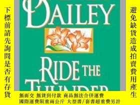 二手書博民逛書店Ride罕見the ThunderY362136 Photo Credit: Jan... Gallery B