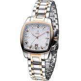 依波路 E.BOREL 傳奇系列仕女腕錶 LBR1856SQ-2099【寶時鐘錶】