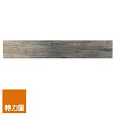 特力屋 自黏地壁兩用磚 6x36吋 美式工業復古刷白 0.5坪裝
