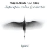 【停看聽音響唱片】【CD】蕭邦:即興曲,圓舞曲,馬厝卡舞曲 帕菲爾.柯列斯尼可夫 鋼琴
