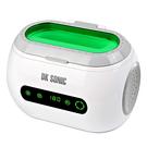 DK SONIC【日本代購】超聲波清洗機42KHz - 0.6L眼鏡 項鍊手錶