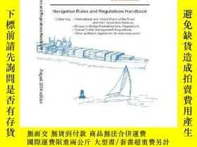 二手書博民逛書店Navigation罕見Rules & Regulations Handbook 2014: Black & Wh