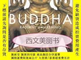 二手書博民逛書店【罕見】2002年版 Buddha: Radiant Awake