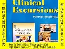 二手書博民逛書店Virtual罕見Clinical Excursions 3.0 For Maternal Child Nursi