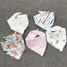 兒童嬰兒防水三角巾口水巾嬰兒圍嘴圍巾圍兜
