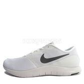 Nike Flex Contact [908983-100] 男鞋 慢跑 運動 休閒 多功能 訓練 避震 白 灰