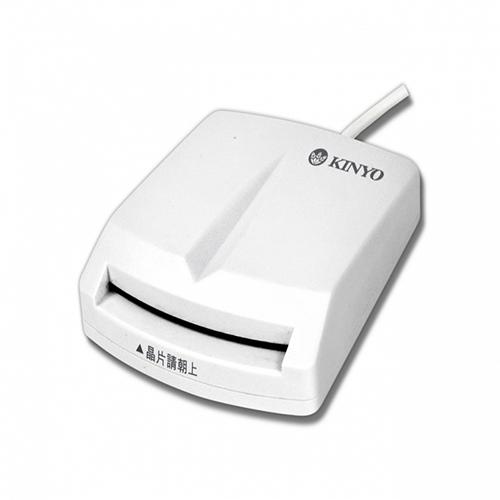 【KINYO】晶片讀卡機 KCR-350
