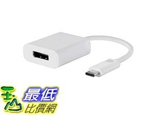 [7美國直購] Monoprice Select Series USB-C to DisplayPort Adapter Product 13234 _E18