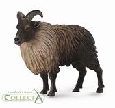 【永曄】collectA 柯雷塔A-英國高擬真動物模型-野生動物-喜馬拉雅塔爾羊