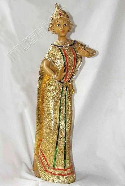 東南亞風格 佛像   工藝品擺件 傢俱 泰國公主