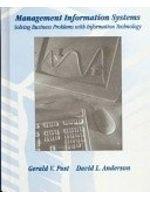 二手書《Management Information Systems: Solving Business Problems With Information Technology》 R2Y ISBN:0256179565