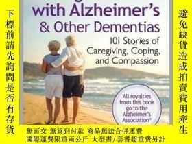 二手書博民逛書店Chicken罕見Soup for the Soul: Living with Alzheimer s & Oth