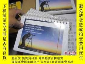 二手書博民逛書店booklet罕見1 advanced training for