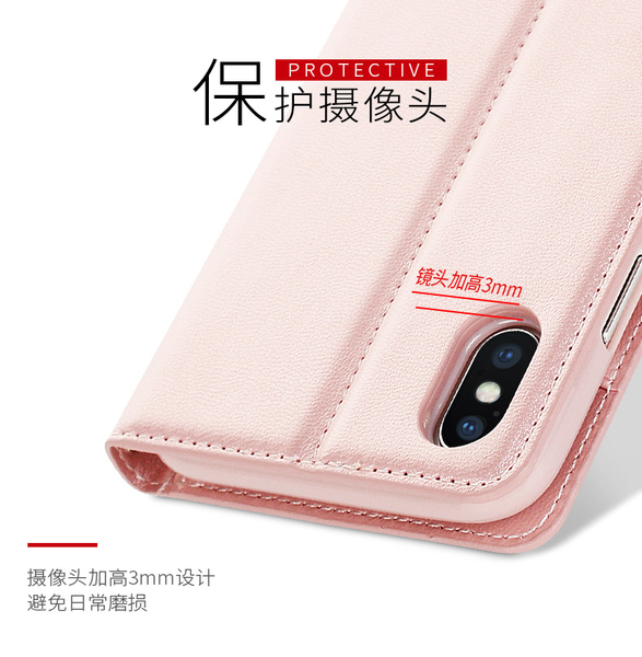【真皮吸合皮套】ASUS ZenFone 5 2018 ZE620KL/ZenFone 5Z ZS620KL 6.2吋 X00QD 隱藏磁扣側掀保護套