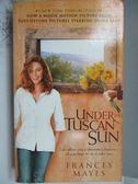 【書寶二手書T4/原文小說_OTQ】Under the Tuscan Sun_Frances Mayes