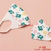 兒童口罩3d立體寶寶一次性夏季薄款嬰幼兒防護口耳罩【CH伊諾】