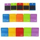ROSE 塑膠夾子 大(有磁性) 寬5cm/一盒40個入(定30) 票夾 彩色夾子 宏文 強力塑膠夾 台灣製造-來