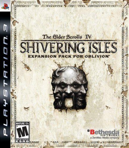 PS3 The Elder Scrolls IV: Shivering Isles 上古卷軸4:戰慄孤島(美版代購)
