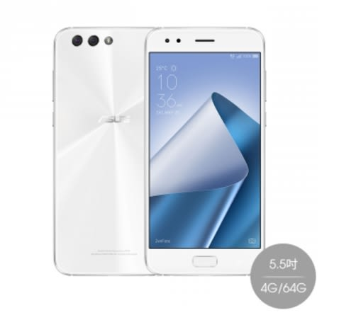 零利率-華碩ASUS ZenFone 4 5.5 吋 FHD 4G LTE手機 (ZE554KL 4G/64G) 5.5 吋戀自拍雙鏡頭超廣角-雙卡智慧手機