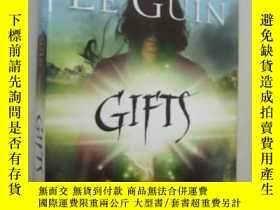 二手書博民逛書店GIFTS罕見天賦Y85718 Ursula K. LeGuin