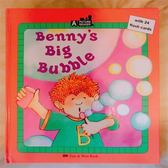(二手書)班尼的大泡泡Benny s Big Bubble