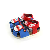 SUPER WINGS  涼鞋 紅/藍色 小童 S83807-150 no961