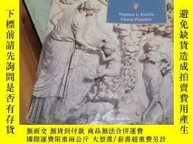 二手書博民逛書店【外文原版】Classical罕見Mythology: Images and Insights by Stephe