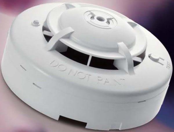 廚房定溫感知器 獨立式定溫器9V.光電式火災警報器NQ9F(消防署認證.保固兩年廚房..車庫(台灣製)