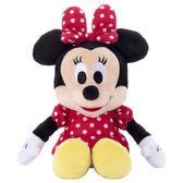 T-ARTS 迪士尼 Beans Collection 豆豆絨毛娃娃 米妮_ TA20241