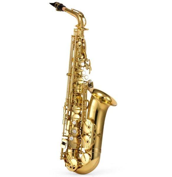 【金聲樂器廣場】全新 Jupiter JAS-1167 GL Alto 中音 薩克斯風