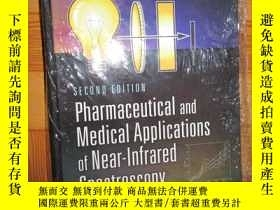 二手書博民逛書店Pharmaceutical罕見and Medical Applications of Near-Infrared
