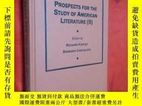 二手書博民逛書店Prospects罕見for the Study of Amer
