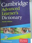 【書寶二手書T1/原文書_KHY】Cambridge Advanced Learner's Dictionary_McIntosh, Colin (EDT)