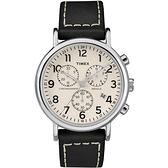 TIMEX 天美時 三眼時尚腕錶 TXTW2R42800