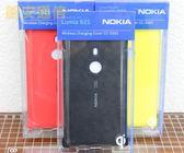 {新安} 原廠公司貨 NOKIA Lumia 925 原廠 無線充電背蓋 CC-3065 充電電池蓋 手機殼 保護殼 QI認證 (黑)
