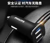 車載充電器快充蘋果汽車手機車充頭多功能點煙器插頭一拖二HD【快速出貨】