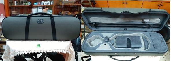 Pedi 小提琴盒 PAA-11100 目前 黑色,紅色 缺貨