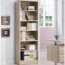 書櫃 書櫥 AM-261-3 康迪仕淺木色六格高書櫃【大眾家居舘】
