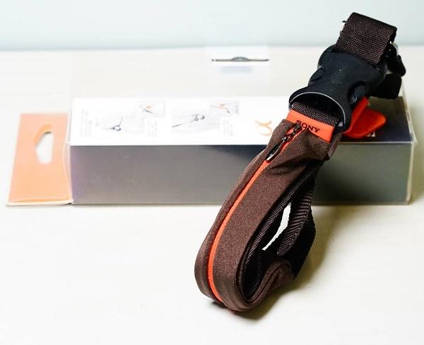 【震博】Sony STP-XS3 相機肩帶 (現貨;台灣索尼公司貨)For A7C/ A6400 ~~振興五倍券 5倍券~~