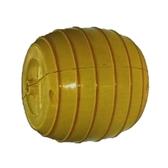 [104美國直購] 戴森 Dyson Part DC15 Uprigt Dyson Yellow Ball Assy #DY-909577-01