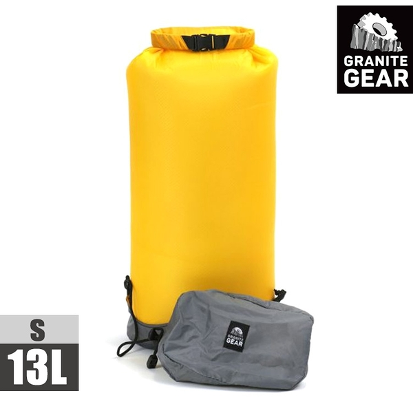 Granite Gear 166353 30D eVent Sil Compression DrySack 輕量壓縮防水收納袋(13L) / 城市綠洲