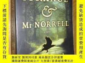 二手書博民逛書店英文原版罕見Jonathan Strange and Mr. N