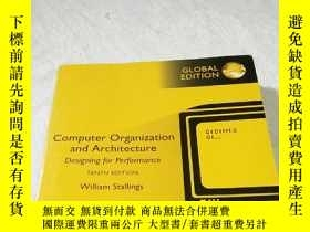 二手書博民逛書店Computer罕見Organization And Archi
