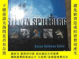 二手書博民逛書店《STEVEN罕見SPIELBERG CRAZY FOR MOVIES》Y2233 SUSAN GOLDMAN