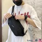 熱賣胸包男 腰包運動男騎行側背斜背包潮多功能運動胸包休閒時尚輕便迷你小包 coco