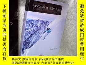 二手書博民逛書店JACKSON罕見HOLE BACKCOUNTRY SKIER