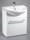 【麗室衛浴】ToTo LF940 面盆+浴櫃組 (55cm) 客戶升級寄賣