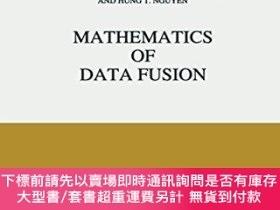 二手書博民逛書店Mathematics罕見Of Data Fusion (theory And Decision Library